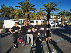 Happyssimmo participant au Hyères Running Days - Happyssimmo