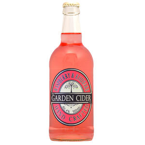 Load image into Gallery viewer, Garden Cider Raspberry & Rhubarb 12x500ml