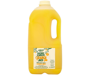 Load image into Gallery viewer, Johnsons Orange Juice 2.27L