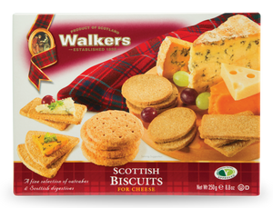 Walkers - Biscuits for Cheese Selection 250g