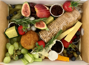 Load image into Gallery viewer, Veggie Picnic Grazing Box - Large