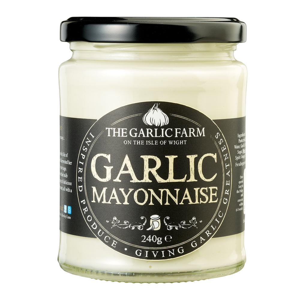 Garlic Farm Garlic Mayonnaise 240g