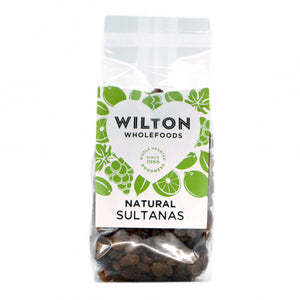 Load image into Gallery viewer, Wilton Wholefoods - Sultanas 375g