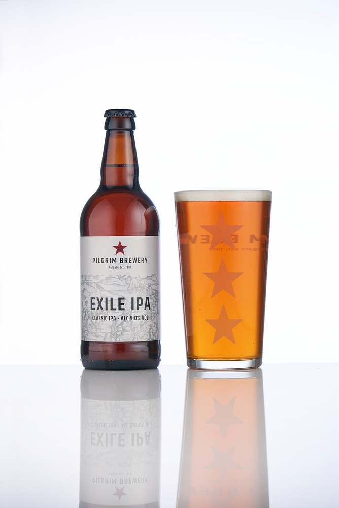 Pilgrim Exile IPA - Bottle