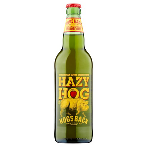 Hazy Hog Cider - Bottle