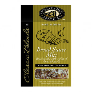 Load image into Gallery viewer, Shropshire Gourmet Bread Sauce Mix - 150g