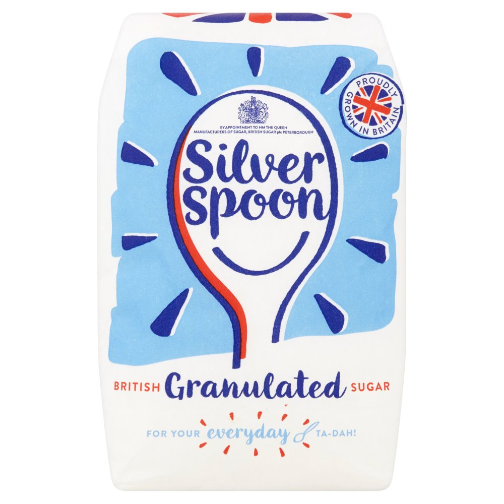 Load image into Gallery viewer, Silver Spoon British Granulated Sugar 1kg