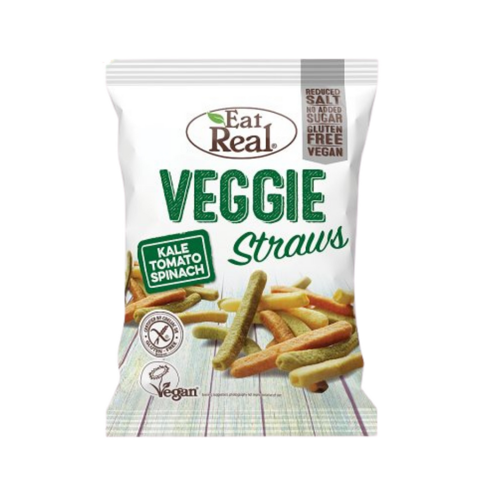 Load image into Gallery viewer, Eat Real Veggie Straws