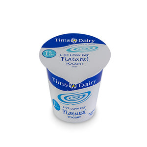 Load image into Gallery viewer, Low Fat Natural Yoghurt 125g