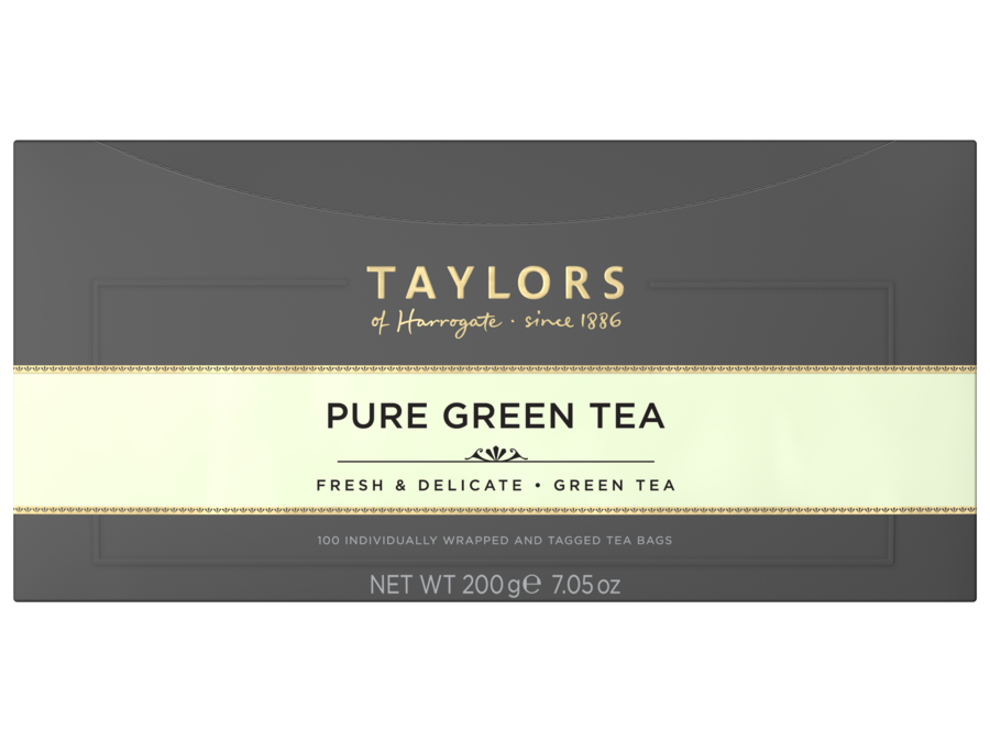 Taylors Green Tea x100