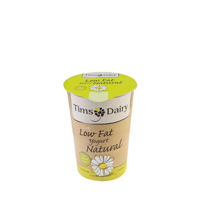 Low Fat Natural Yogurt 450g