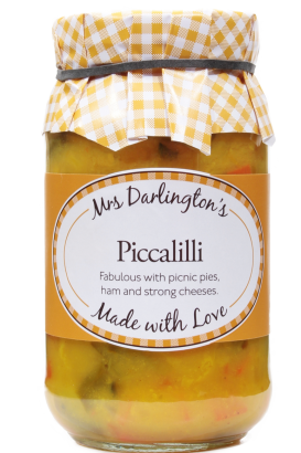 Mrs Darlington Traditional Piccalilli 269g