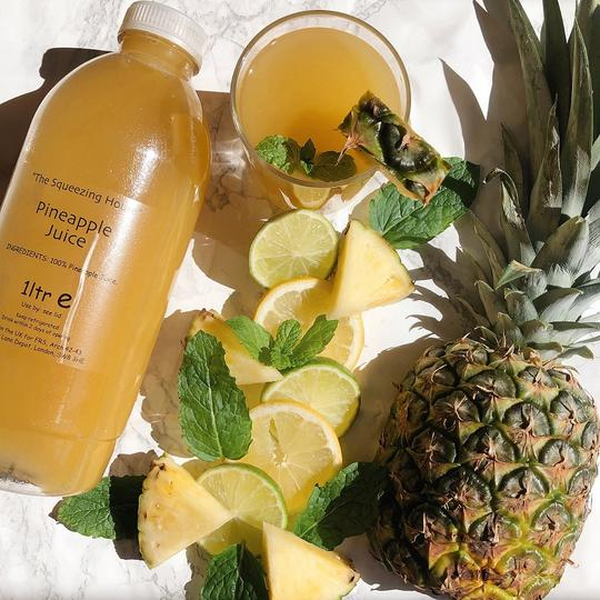 Load image into Gallery viewer, Pineapple Juice 1L