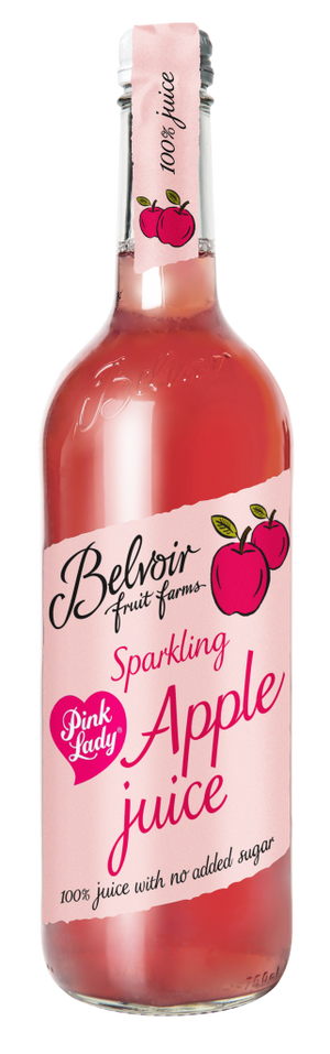 Pink Lady Sparkling Apple Juice 750ml