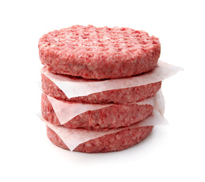 Load image into Gallery viewer, British Beef Burger 4x112g