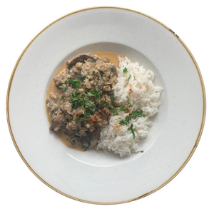 Load image into Gallery viewer, Beef Stroganoff (family size)