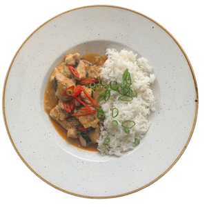 Thai Chicken Red Curry (Single size)
