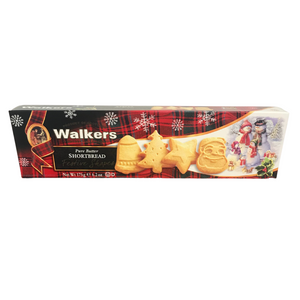 Load image into Gallery viewer, Walkers Festive Shortbread 175g