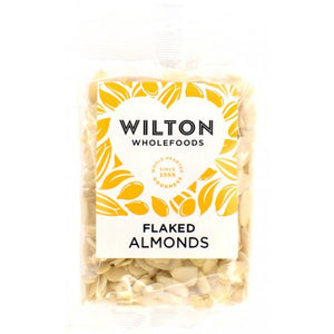Wilton Wholefoods - Flaked Almonds 100g