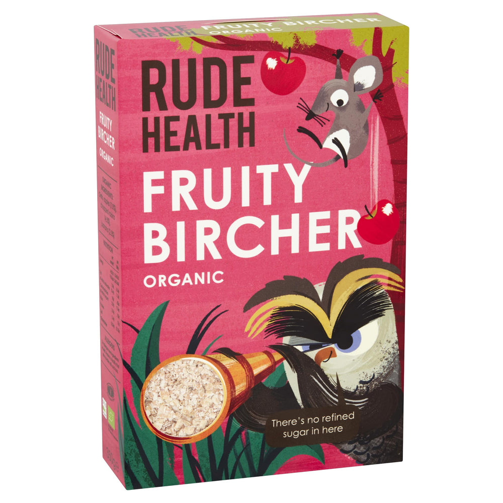 Rude Health Fruity Bircher