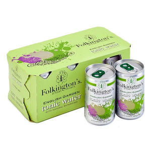 Folkington's English Garden Tonic Water (Fridgepack)