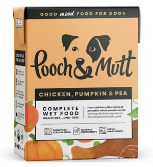 Pooch & Mutt Chicken Pumpkin & Pea