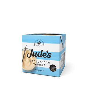 Load image into Gallery viewer, Jude's Custard - Madagascan Vanilla 500ml