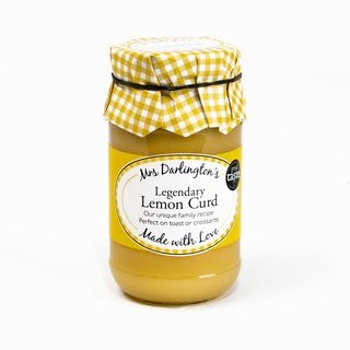 Load image into Gallery viewer, Mrs Darlington Lemon Curd 320g