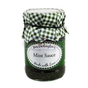 Mrs Darlington Mint Sauce 180g