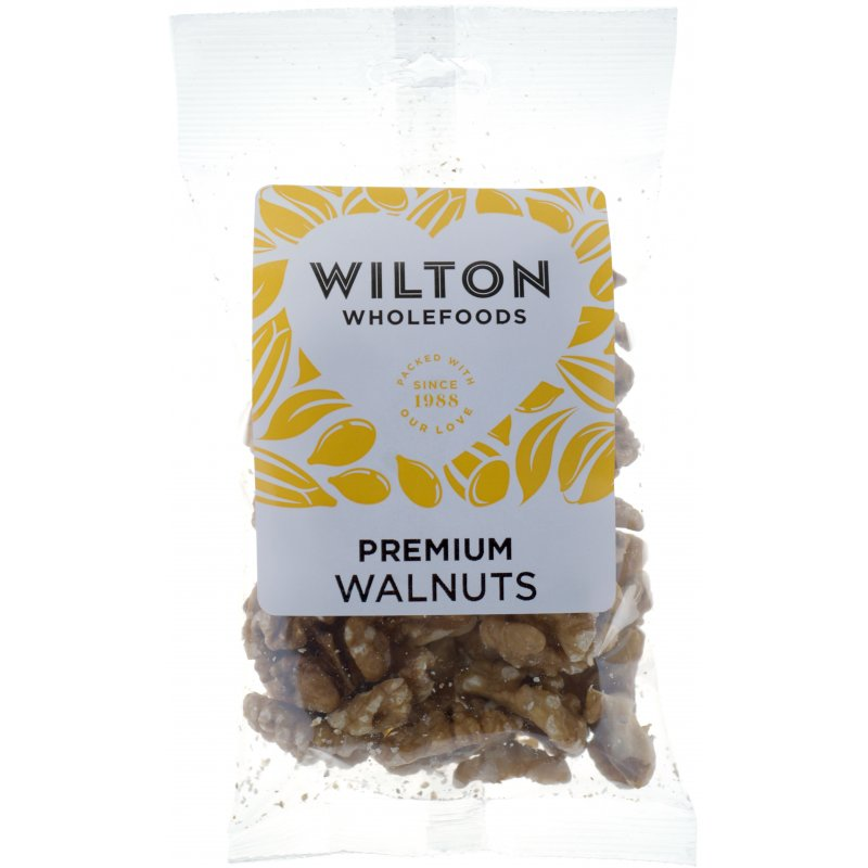 Load image into Gallery viewer, Wilton Wholefoods - Premium Walnuts 100g