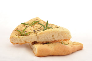 Load image into Gallery viewer, Focaccia Rosemary & Rocksalt