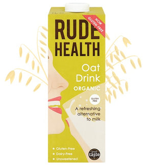 Rude Health Oat Drink 1L