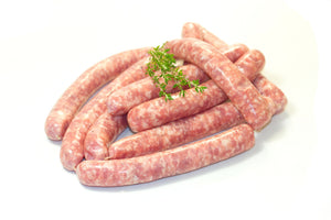 Load image into Gallery viewer, Pork & Herb Chipolatas x10