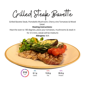 Load image into Gallery viewer, Grilled Steak Bavette