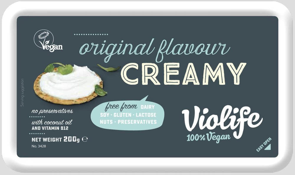 Load image into Gallery viewer, Cream Cheese Vegan 200g