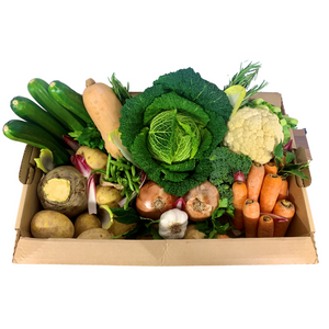 Load image into Gallery viewer, Set Veggie Box - (2 People)