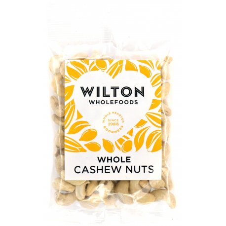 Load image into Gallery viewer, Wilton Wholefoods - Whole Cashews 100g