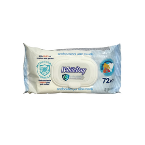 Bacterial Wipes - 1 pkt
