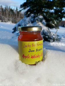 Apple Whisky Jelly