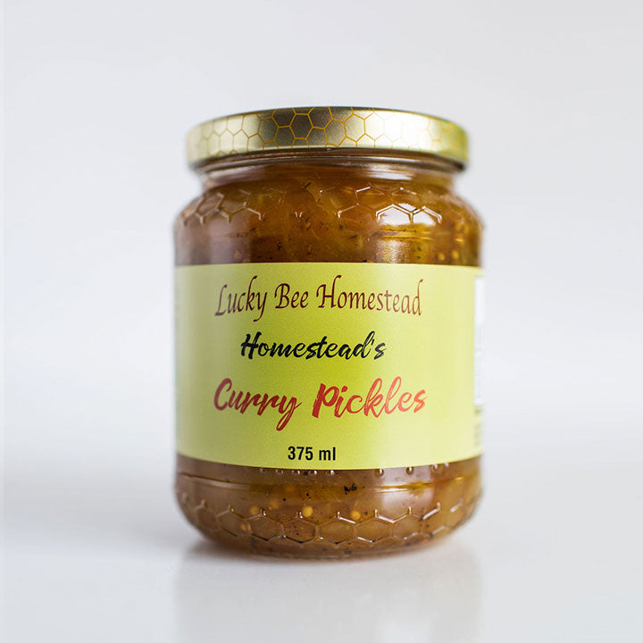 Curry Pickles