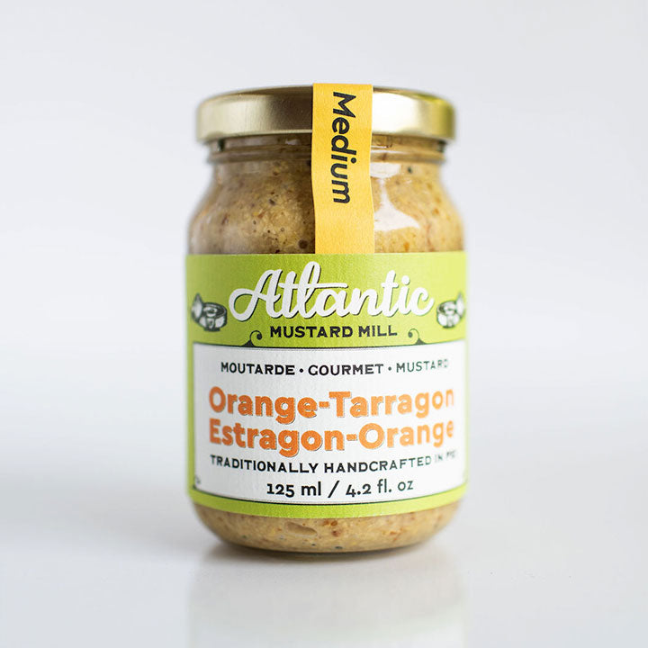 Orange Tarragon Mustard