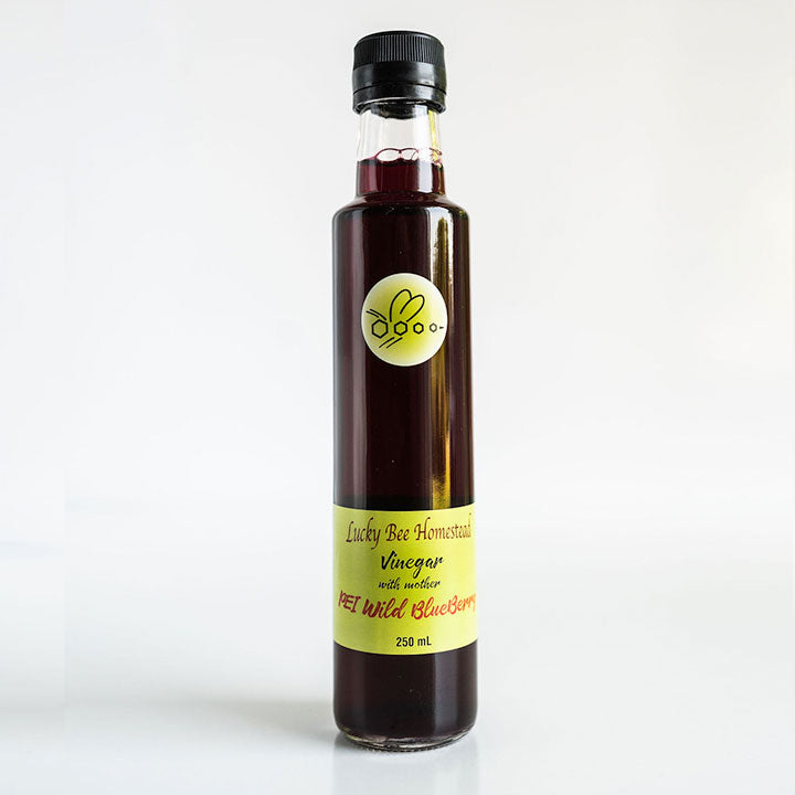 Gourmet PEI Wild Blueberry Vinegar