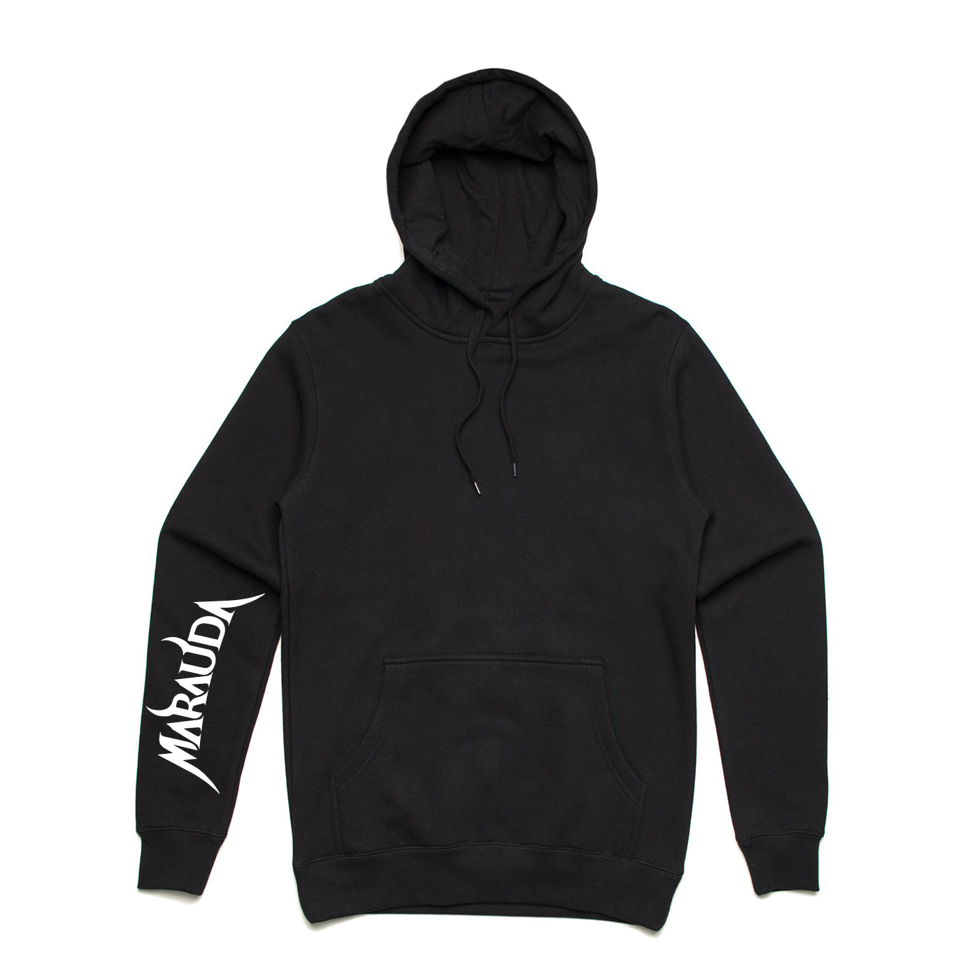 "Marauda ""Frenetic Doom"" Black Hoodie"