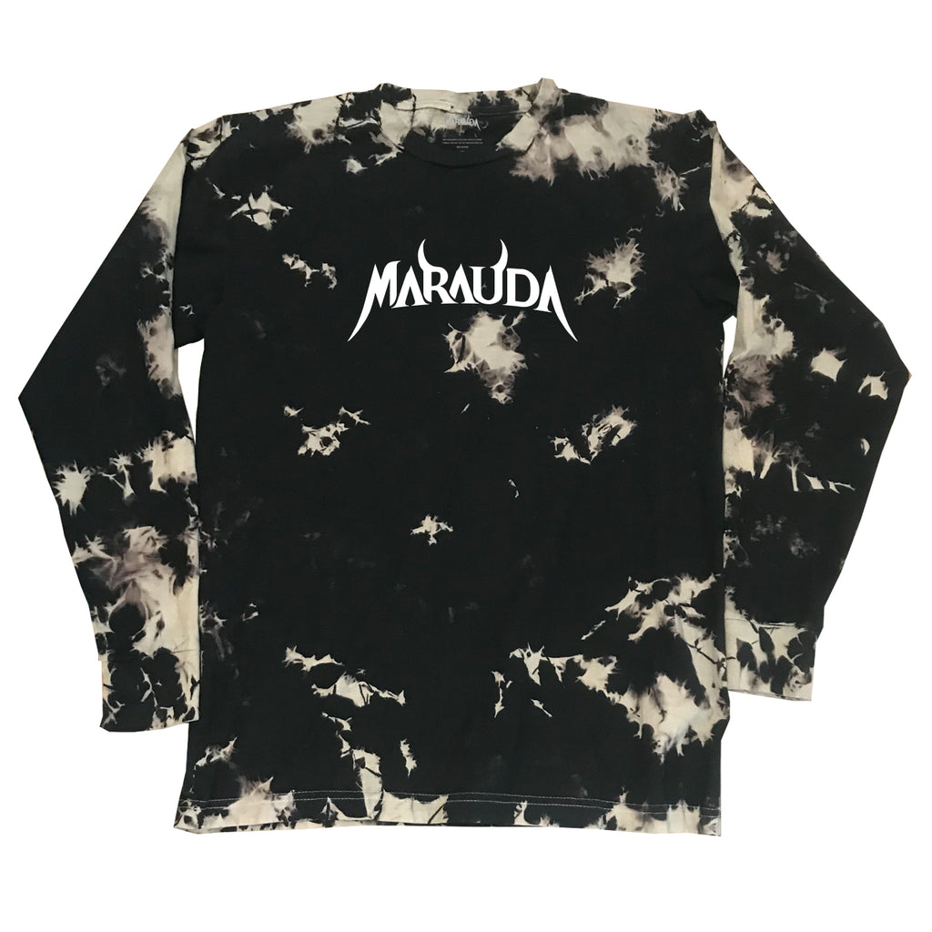 Marauda Long Sleeve Tie Dye