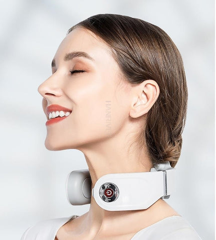 Cervical Neck Massaging Instrument