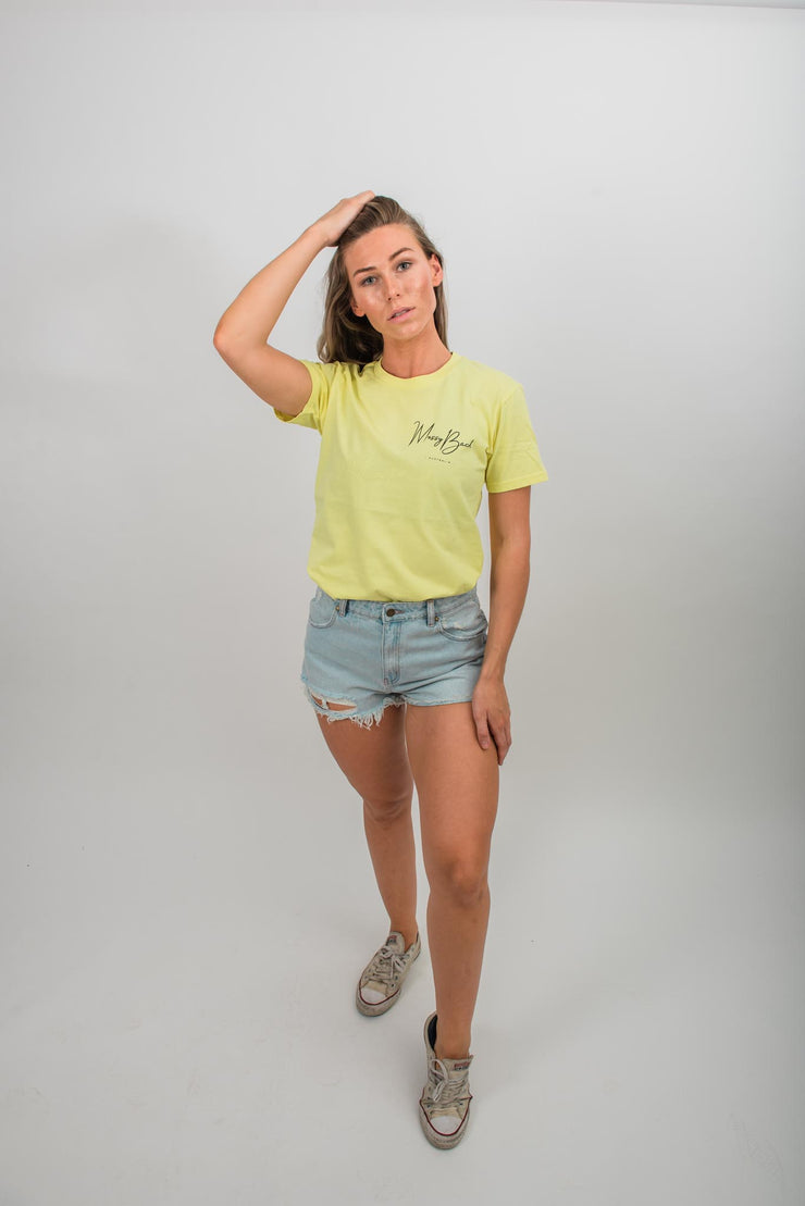 Womens Summer - Lemon