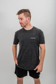 The Black Crab Tee - Stone Wash