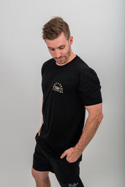 Thirsty Marron Tee - Black