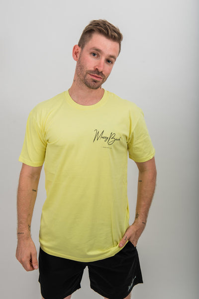 Yellow Summer Tee