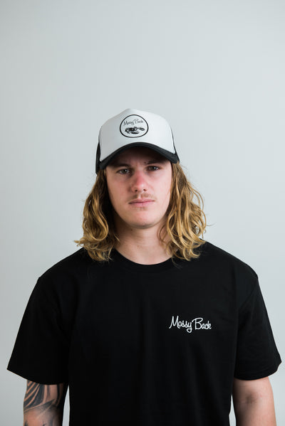 Trucker Hat - White/Black